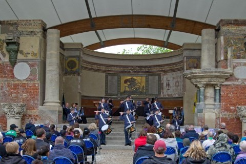 The Air Cadets Band