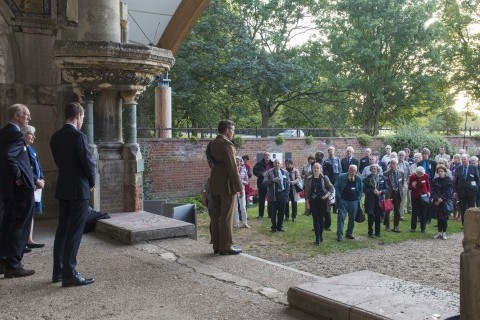 Event to mark the close of the HLF project on 29th September 2016