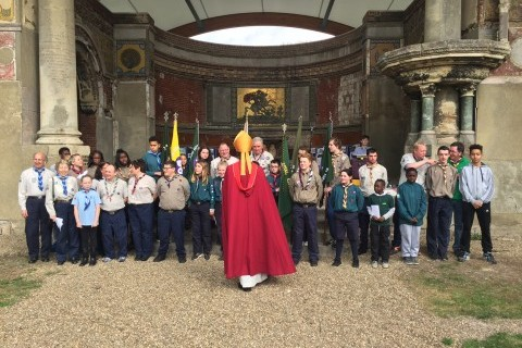 St George's Day Service on 23rd April 2017