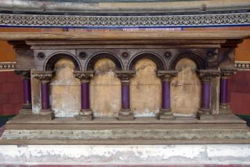 Altar front