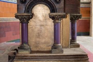 Altar left side