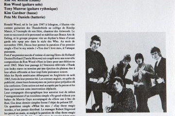 EVA (courtesy of Decca) re-release insert