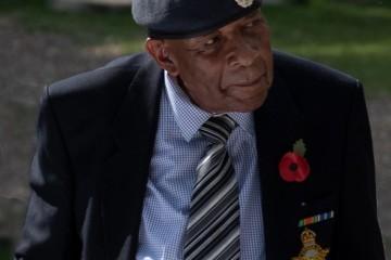 Jamaican Veteran Soldier