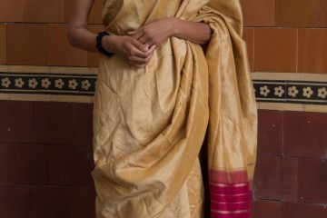 Nutkhut actor playing Umrao's wife Vimla