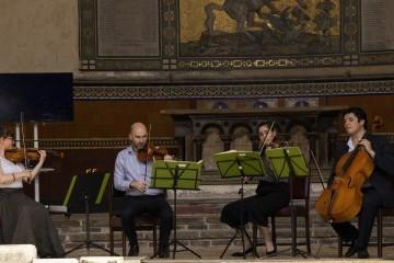 The Trinity Laban Waldstein Quartet