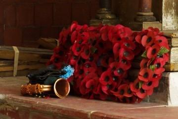Bugle and Wreath